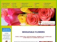 wholesale-flowers.net