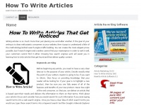 howto-writearticles.com