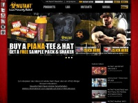 Iammutant.com - MUTANT | MUTANT MASS | Muscle Bodybuilding Supplements