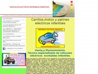 Carritoselectricos.com - Carritos Eléctricos y todo tipo de refacciones para montables electricos, empresa 100% Mexicana comprometida con usted, fisher price, power wheels, feber, etc.