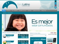 Fonolatino.net - La Telefonía por Internet mas económica del mundo FonoLatino