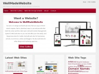 Wellmadewebsite.co.uk