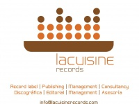 lacuisinerecords.com