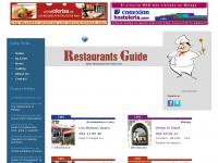 Restaurants Guide - eat in Málaga y Costa del Sol