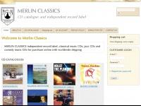 merlinclassics.com