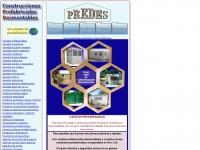 Casetas prefabricadas modulos for Casetas metalicas