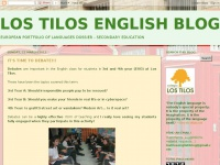 LOS TILOS ENGLISH BLOG