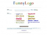 Funnylogo.info - Personal search engines : Logo maker Search engine maker maker matrix_revolutions googletestad rune fonts perm style