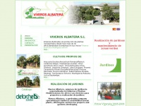 viverosalbatera.com