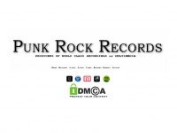 punkrockrecords.com