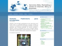 Jlvizcaino.com: Servicios Web, Marketing y Venta en Internet, SEO, SEM y e-Business