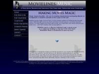 movielinesmusic.com