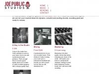 joepublicstudios.com