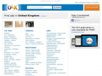 Free classifieds in United Kingdom, classified ads in United Kingdom (For Sale in United Kingdom, Vehicles in United Kingdom, Real Estate in United Kingdom, Community in United Kingdom,...)