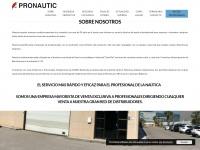 pronautic.es