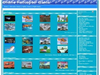 Helicopter Game Online | Fighter Flight Game | Free