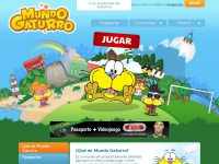 Mundogaturro.com - Mundo Gaturro - Bienvenidos a Mundo Gaturro