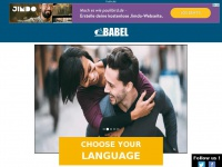 Babel.com - Chat gratuit, tchat, rencontre : Babel, leader mondial du chat