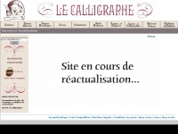 lecalligraphe.com