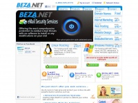Web Hosting, Domain Names, & Colocation for individuals & small businesses from BEZA.NET