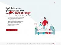Kangourouge - Agence web Marseille Paris - Création de sites Internet