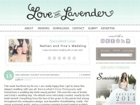 Love & Lavender - Weddings with Pizzazz!