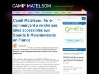 groupe-matelsom.com