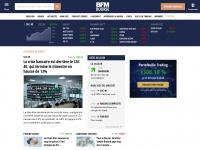 Bourse : Conseils boursiers, Analyse technique, Cours de bourse et CAC 40 en direct - Trading Sat
