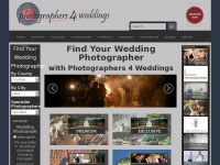 photographers-4-weddings.co.uk Thumbnail