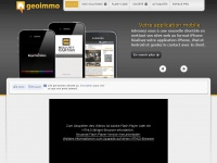 Geoimmo - solutions mobiles pour limmobilier |