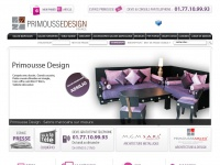 Primousse.com - Salon Marocain : Moderne, Design et Traditionnel, Salon Europeen, Table Salon Marocain, Fer Forge avec Primousse