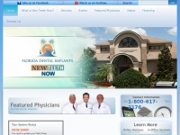 Fdios.com - Oral Surgeons Accepting New Patients - Florida Dental Implants and Oral Surgery