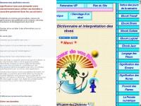 Signification-reve.com - Signification Rêve:Dictionnaire des rêves