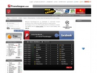 Picks football contest : Ligue 1 and UEFA Champions League :: Bienvenue