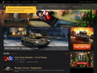 Worldoftanks.eu - World of Tanks - Free Online Game