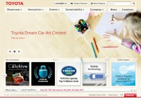 Toyota-global.com - TOYOTA MOTOR CORPORATION GLOBAL WEBSITE
