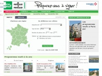 IMMOBILIER NEUF : achat appartement neuf, programme immobilier, investissement locatif, défiscalisation. | IMMONEUF