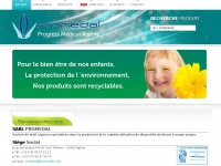 Promedal.com - Accueil | Promedal - Progress Medical Algérie