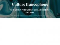 culturefrancophone.ca