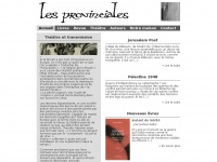 lesprovinciales.fr