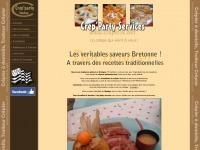Traiteur crêpier à domicile et formation de crêpier - Crêp'Party Services