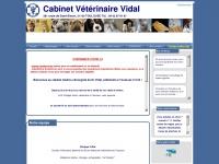 Vidal-veterinaire-toulouse.com - Cabinet Vétérinaire Vidal à TOULOUSE 31100 (chiens, chats, NAC) page d'accueil