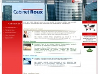Cabinet ROUX : Value and risk analysis, Claims handling, Financial management.