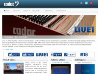cadac-sound.com