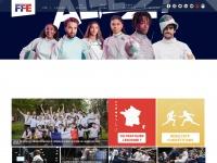 Escrime-ffe.fr - Fédération française d'escrime (FFE)