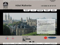 Hotel-caen-city-centre.com