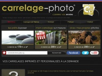 Carrelage-photo.com - Carrelage Photo, vos photos sur carrelage, imprimées en HD sur carrelage