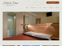 Hotel de France Quartier Latin **, Paris - Official Site
