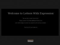 letterswithexpression.com
