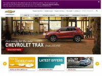 chevrolet.co.uk